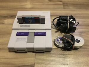 Super NES Mario Bundle (Super Nintendo SNES)