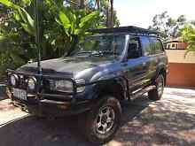 1993 Toyota Landcruiser GXL Manual 4WD Broadbeach Gold Coast City Preview