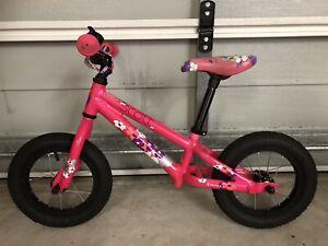 Balance bike and Tag-along bike