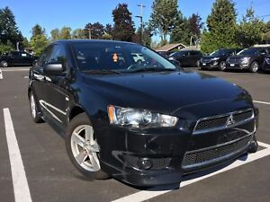 2013 Mitsubishi Lancer SE LOW KMS. LOCAL, NO ACCIDENTS