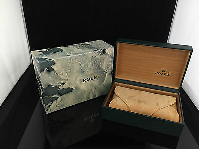 ROLEX DATEJUST 16234 WATCH BOX CASE S.A GENEVE SUISSE 68.00.08 fn395