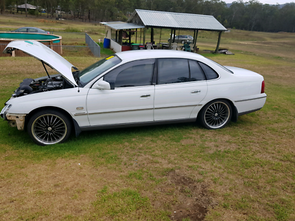 Holden statesman 2004 supercharged v6  Paxton Cessnock Area Preview