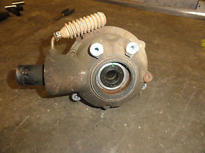 Canam outlander 400 front differential