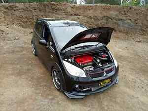 2008 RALLIART COLT TURBO 4 SWAP Morayfield Caboolture Area Preview