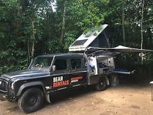 """Land Rover Defender """"152"""" Extended Wheel Base Tourer Annandale Leichhardt Area Preview"""