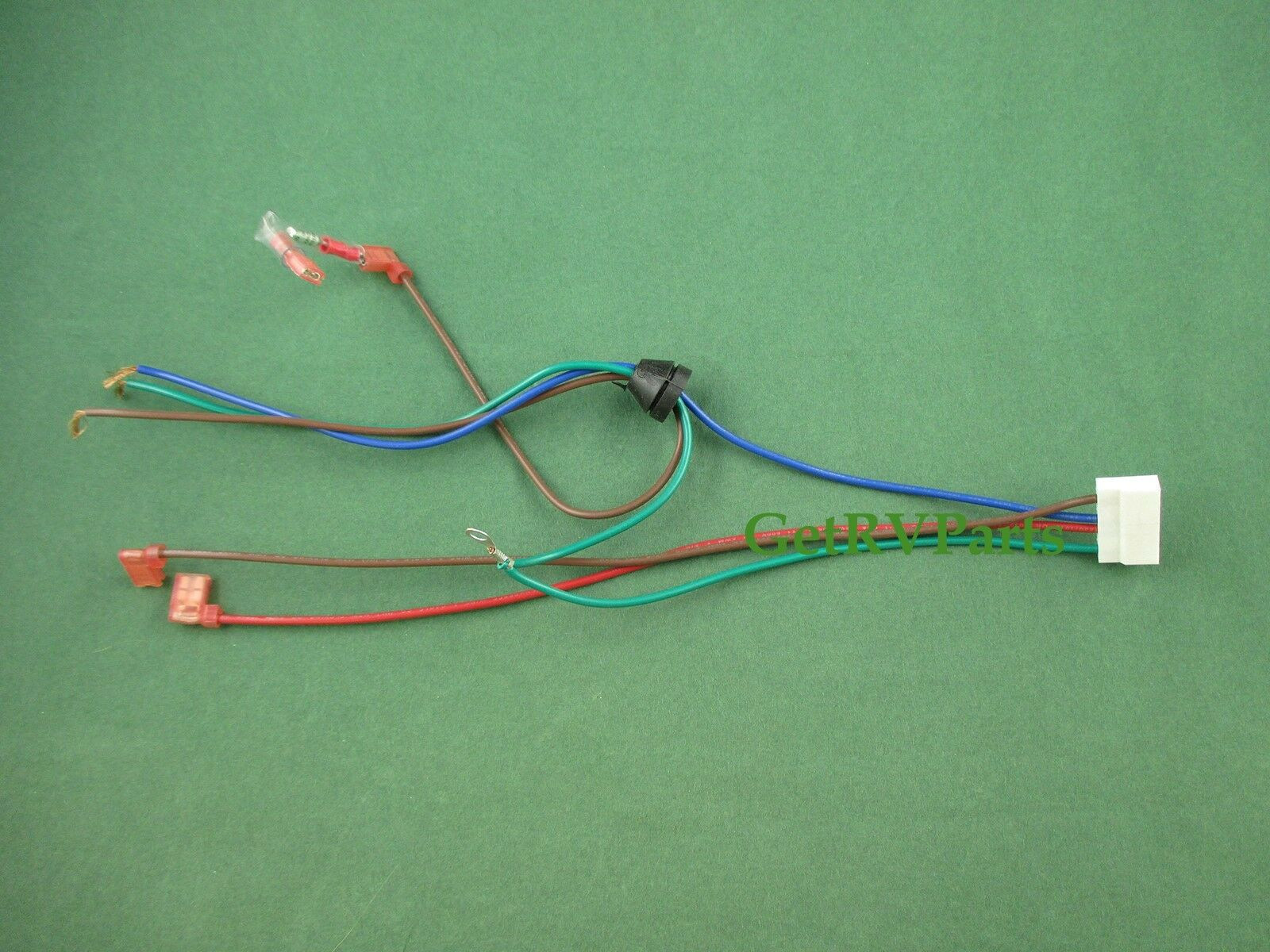 Atwood 93312 Rv Water Heater Wiring Harness With Cutoff Ebay Furnace 93189