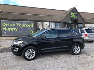 2018 Ford Edge SEL/AWD / NAVI / LEATHER / SUNROOF