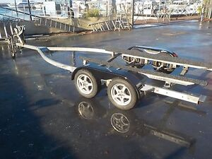 Boat Trailer Nelson Bay Port Stephens Area Preview