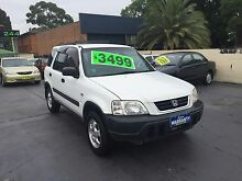 1998 Honda CRV Wagon Auto 3YR WARRANTY! BACKPACKERS! 3MTH REGO! Ashfield Ashfield Area Preview