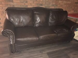 FREE  brown couch