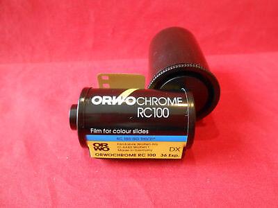 ORWO-Chrome RC100 Negativ-Film 135-36 EXP. DX
