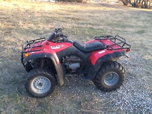 2000 Honda Fourtrax 350 2WD