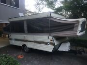 1987 Jayco Swan camper trailer Avoca Beach Gosford Area Preview