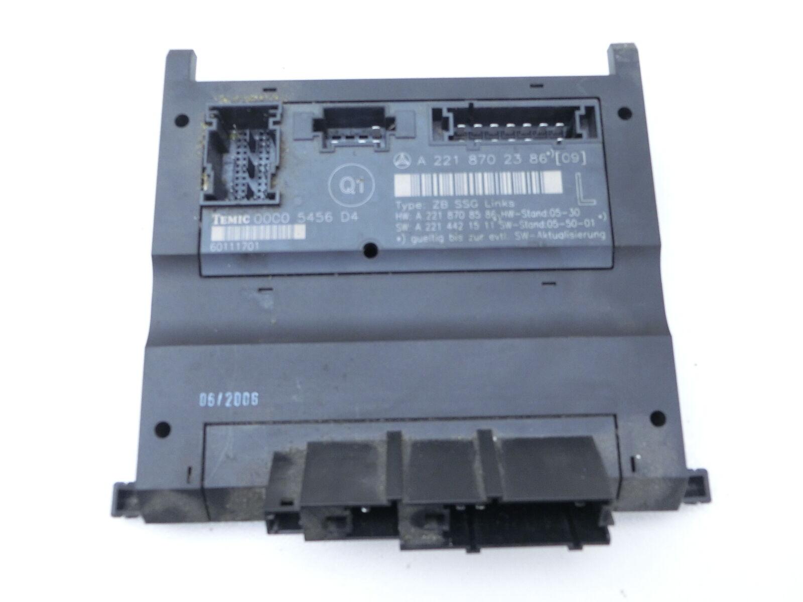4x PDC Capteur MERCEDES CLASSE E T-MODEL