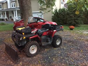 Polaris sportsman x2 800 2007