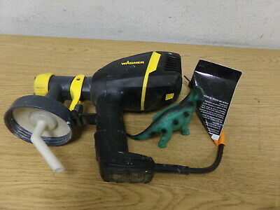 Wagner Spray Tech 0529139 0529648 Basic Model Tested And Works Free Shipping