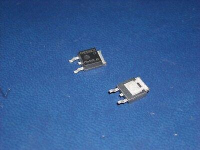 10 Pcs Nxp Philips Phd55n03lt N-channel Power Mosfet 25v55a Dpak