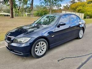 2005 BMW 320i LUXURY- 132,000KM WITH LOG BOOKS!! $49p WEEK FINANCE*** Camira Ipswich City Preview