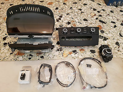 BMW E60/E61 CIC with CAN filter (Navi, Voice, VIM), Complete