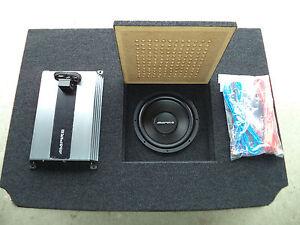 Kofferraum Komplettausbau, BMW E39 Touring , inkl. Subwoofer, Endstufe, Kablsatz