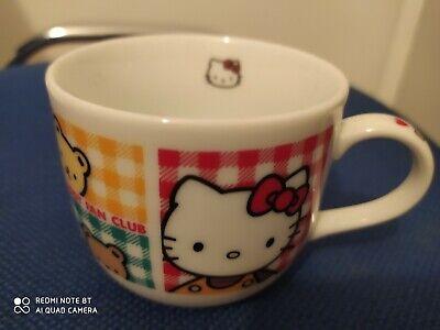 Vintage Japan Sanrio Hello Kitty Ceramic Mug / Cup ~ NEW !!