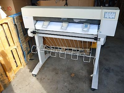HP DesignJet 430 Industrial Monochrome Large Format Printer PLOTTER CONNECTICUT