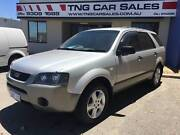 Ford Territory SY 7 seaters Auto RWD MY05 Low kms Wangara Wanneroo Area Preview