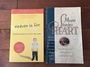 Heaven is for Real Book Stories from the Heart
