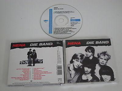 NENA/DIE BAND.(EPIC EPC 469100 2) CD ALBUM