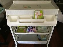 Baby change table + baby bath Holroyd Parramatta Area Preview