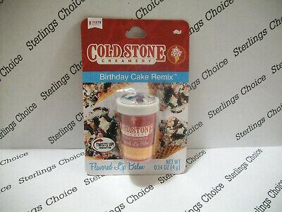 Coldstone Creamery Birthday Cake Remix Flavored Lip Balm ()