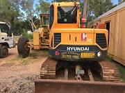 hyundai 8.5 t excavater Rosedale Gladstone Area Preview