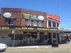 Popular well established fish and chips/ chicken shop  eastern suburbs Matraville Eastern Suburbs Preview