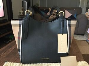 Burberry Canter Tote Bag RRP $1,695 Plumpton Blacktown Area Preview