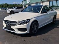 2018 Mercedes-Benz AMG C 43 AMG PACKAGE/NAVIGATION/PANORAMIC... Dartmouth Halifax Preview