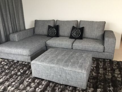 """TodaY Special Only!!! Brand New """" Savannah """" Modular Lounge & Ottoman!"""