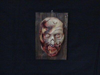 Lifesize mask 1:1 Horror mask Zombie mask TWD Halloween  Zombie Maske