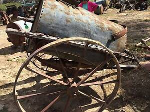 Water Tanks -Engines -Horse Drawn Vehicles -Antique Collectables Bookham Yass Valley Preview