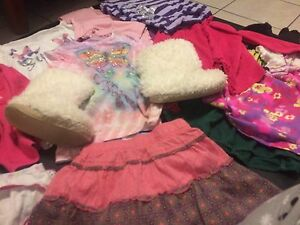 Size 4-6 girls clothes
