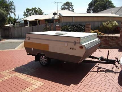 Jayco Finch Wind up Caravan