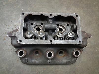 John Deere 70 720 80 820 Pony Motor Cylinder Head F1844r Rebuilt