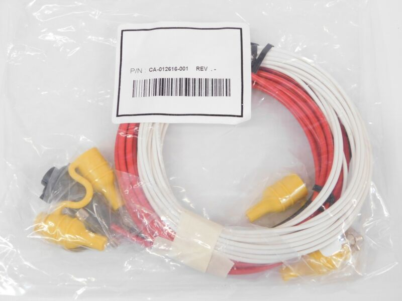 Harris Macom M7300 M5300 Mobile Radio Power Cable CA-012616-001 (many available)