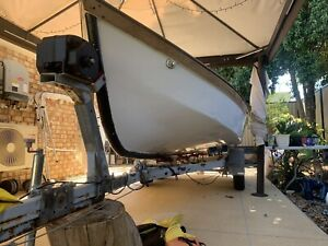 Project boat and Tinnie up for sale or swap