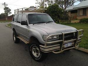 1992 Toyota LandCruiser Great condition Rossmoyne Canning Area Preview