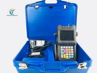 Olympus Epoch Xt Portable Ultrasonic Flaw Detector Handheld Ndt Inspections Hot