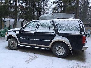 1997 Ford Expedition Eddie Bauer LTD for sale