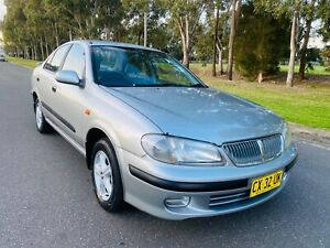 2003 NISSAN PULSAR ST-L AUT0 ONLY 179,000KM LONG REGO 17/07/21 Camden Camden Area Preview
