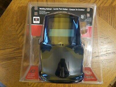 New- Lincoln Electric K3057-1 Fix Shade 11 Auto Darken Welding Helmet Unopened
