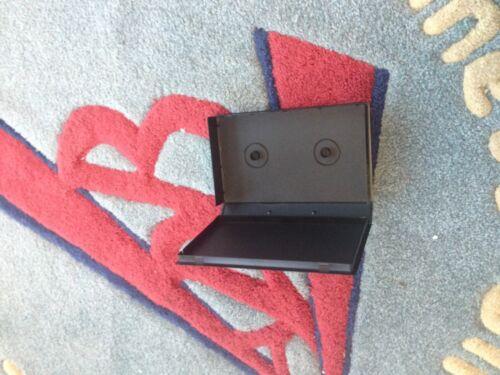100 A GRADE NEW BLACK VHS CASE LIBRARY CASE W HUB W/FULL SLEEVE PSV10-HUB
