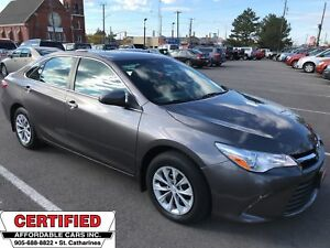 2016 Toyota Camry LE ** BLUETOOTH, BACKUP CAM, CRUISE **